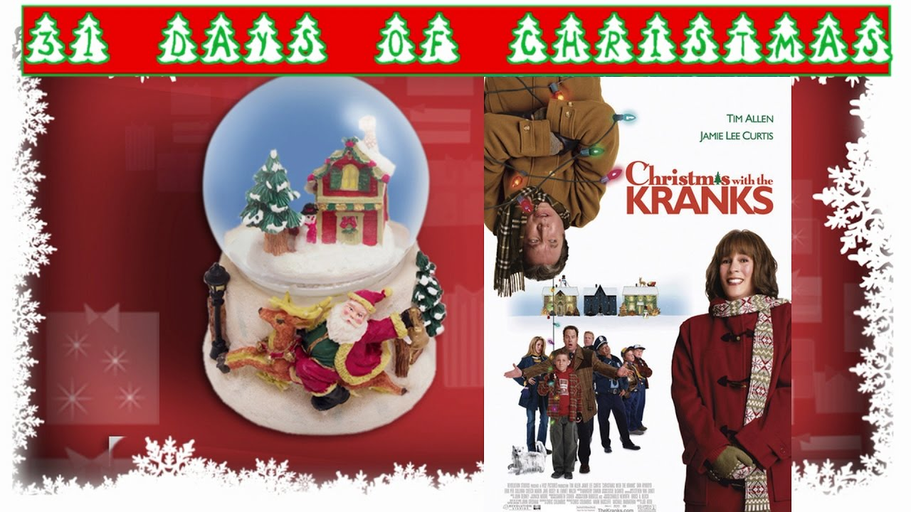 31 Days of Christmas: CHRISTMAS WITH THE KRANKS movie review w ...