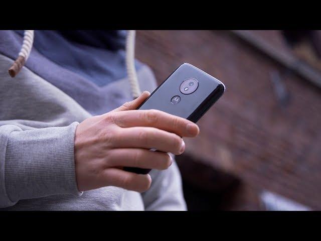 Moto G7 Power Review: 4 Tage Akkulaufzeit für 200€! - felixba