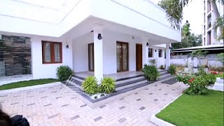 connectYoutube - 2000 square feet Contemporary style Home worth 45 lakh | Dream Home 29 Nov 2015