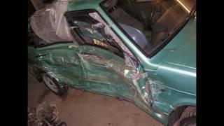 Ремонт авто в Ромнах покраска рыхтовка сварка ремонт бамперов