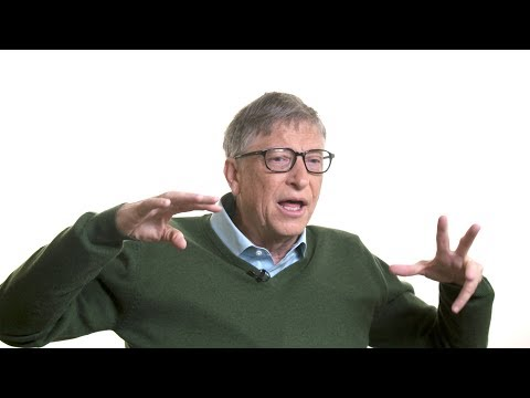 Bill Gates thinks we should tax the robot that takes your job