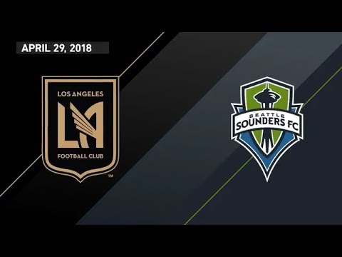 HIGHLIGHTS: LAFC vs Seattle Sounders FC | April 29, 2018