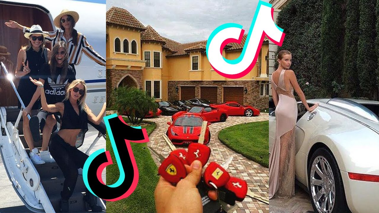 Billionaire Rich Kids on Tik Tok Compilation