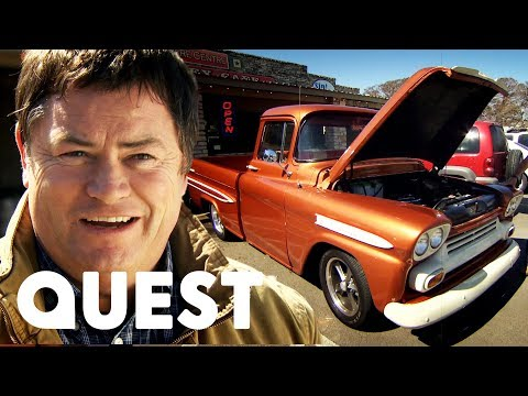 Wheeler Dealers: Trading Up | Fixing Up A Classic American Chevy