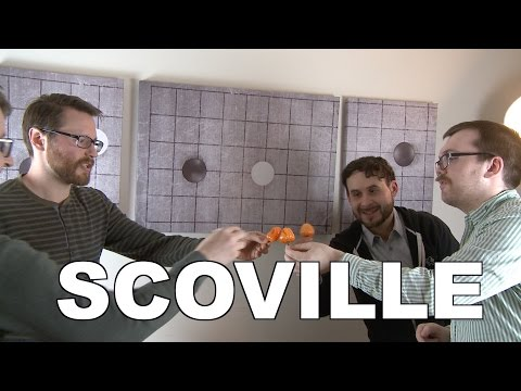 Scoville... While Eating Hot Peppers (The Bozone Lair - Ep. 010)