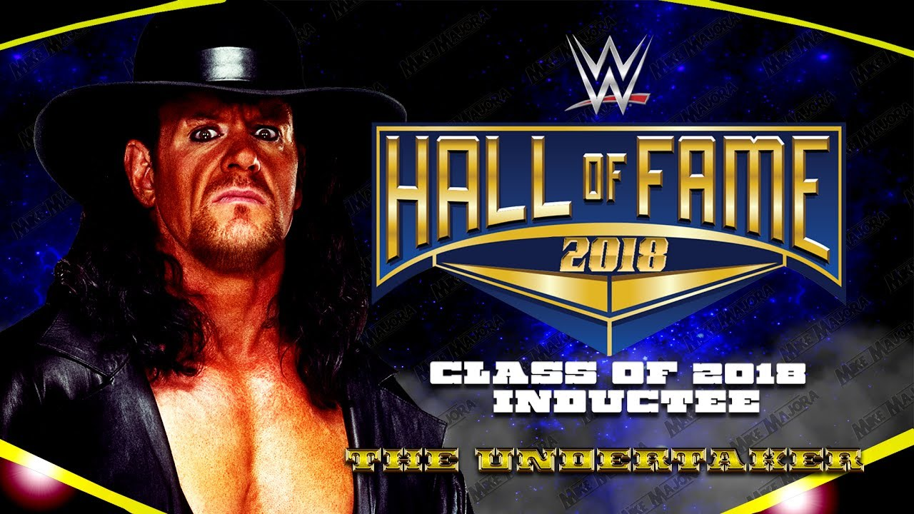 wwe hall of fame class 2018 inductees youtube