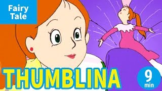THUMBLINA (ENGLISH) Animation of World's Fairytale/Folktales for Ki...