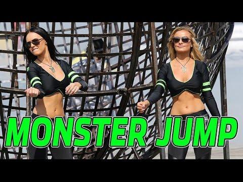 Monster Energy announces record-breaking jump at Talladega