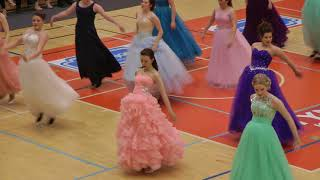 Kauhajoen lukio vanhojen tanssit 2018 oma tanssi