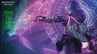 ЧЕЛОВЕК И ИГРА: Вселенная ANDROID и киберпанк в настольных играх (ANDROID NETRUNNER)