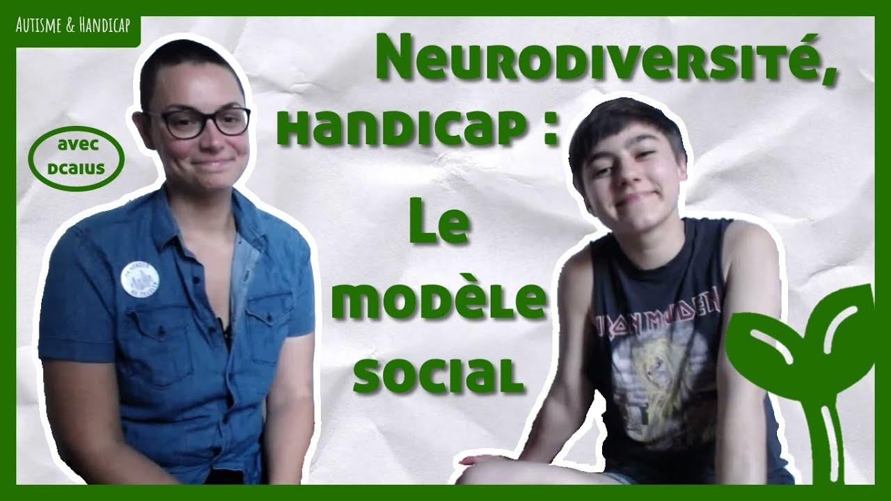 Qu'est-ce qu'un handicap ? (Neurodiversité, modèle social, modèle médical et caritatif)