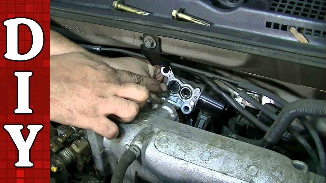 How to Clean or Replace a Honda IAC (Idle Air Control) Valve - Solve Poor Idle Issues - YouTube