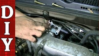 How to Clean or Replace a Honda IAC (Idle Air Control) Valve - Solve Poor Idle Issues