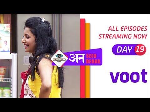 Bigg Boss Marathi S01 - Day 19 - Bagha...