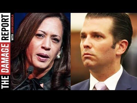 Trump Jr. Uses Birtherism Against Kamala Harris