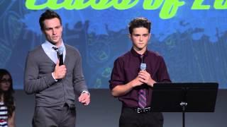 Video Teens Bible School Graduation 2014 download MP3, 3GP, MP4, WEBM, AVI, FLV Juni 2018