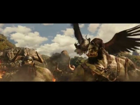 "Warcraft ""Trailer D"""