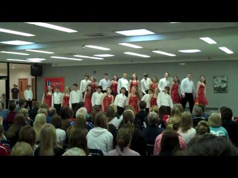 Norfolk Catholic High School - Districts - Show Choir - Midwest Music Center