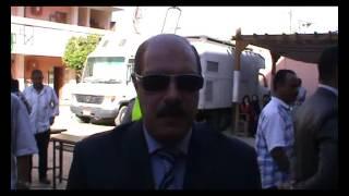 بالفيديو||مديرأمن الفيوم:الانتخابات تسير بشكل طبيعى بكافة دوائر المحافظة