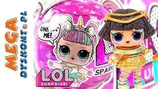 LOL Surprsie Sparkle Series ✨ Nowa brokatowa błyszcząca kula z laleczką