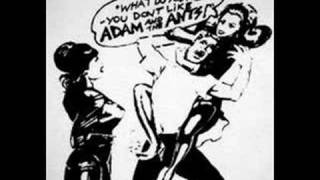 Adam And The Ants - Bathroom Function ( Demo )