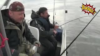 Старые добрые приколы на рыбалке с улётными рыбаками