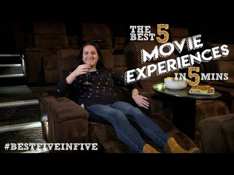 Melbourne's Five Best Movie Experiences In Five Minutes With Jess Perkins