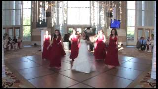 Surprise Wedding Dance - Usher/Rihanna/Wondergirls/Ke$ha/Jay Sean