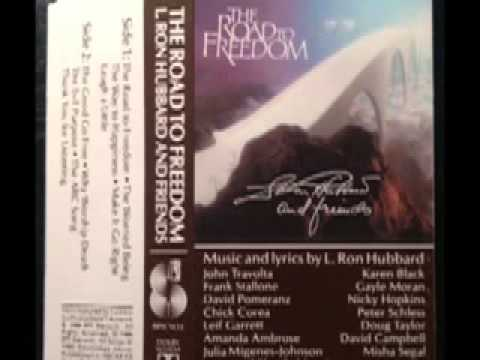 "The Music Of Scientology : ""The Road To Freedom"" (1986)  Side A"
