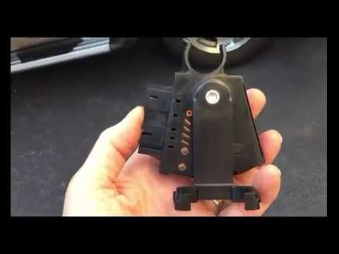 ke Light Switch (NO CLIP!!!) 88-93 GMC Truck/Van/Suburban on