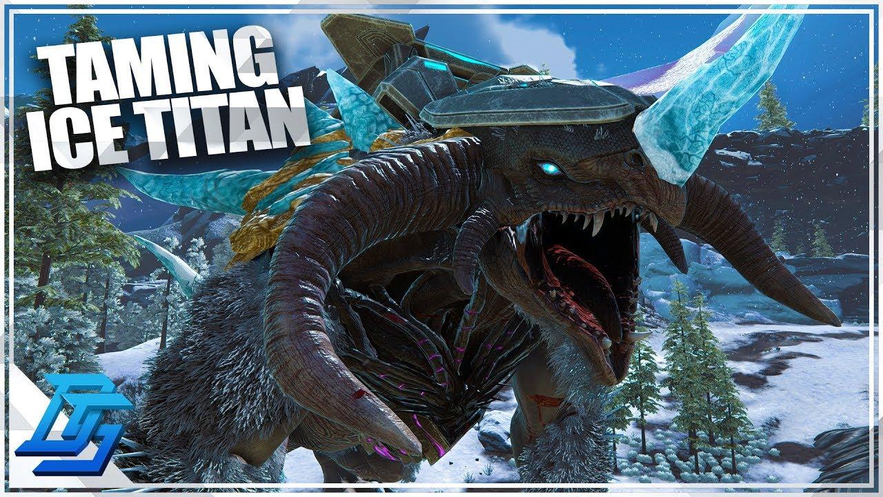 Ice Titan Ark