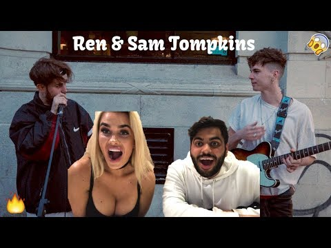 GIFTED VOICES - REN & SAM TOMPKINS! 🔥
