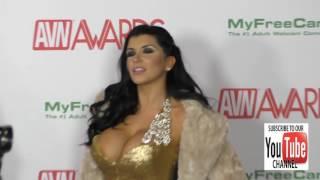 Romi Rain at the 2017 AVN Awards Nomination Party at Avalon Nightclub in Hollywood