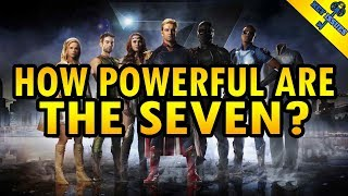 How Powerful Are the Seven?