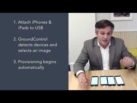 GroundControl Easy Imaging