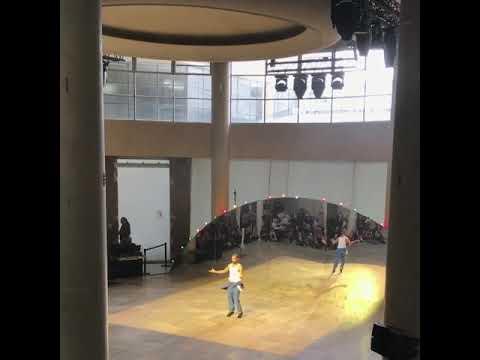 Zoufri de Rochdi Belgasmi au Palais des Musées d'art moderne à Paris ( Palais de Tokyo) (2017)