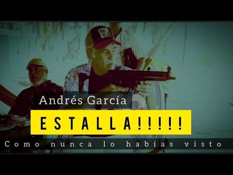 Andrés García estalla!!!!!!! Ni Roberto Palazuelos se salvó!! Fuerte mensaje.