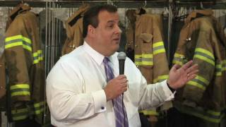 Governor Chris Christie: Letter to the NJEA