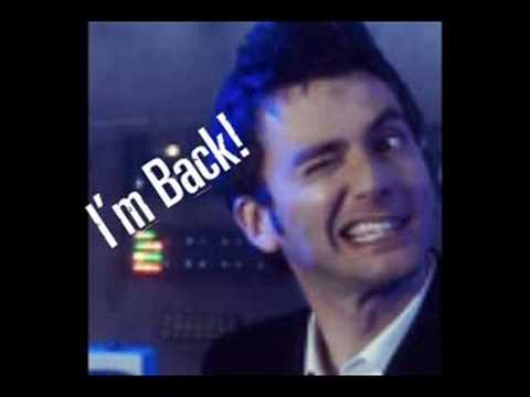 Doctor Who Dave Is Back!!!!!!!