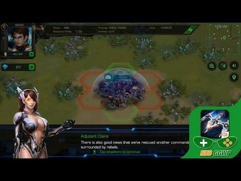 Millennium Conquest - Gameplay (Android/iOS)   First Start