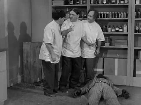 The Three Stooges   151   Bubble Trouble 1953 Shemp, Larry, Moe DaBaron