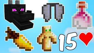 Minecraft | Mis 15 ITEMS Favoritos de todo el juego
