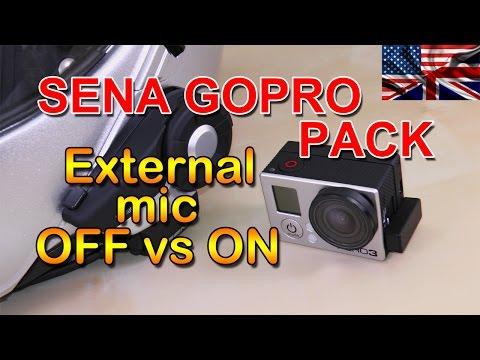 GoPro Pack - Mic OFF vs ON ((EN))