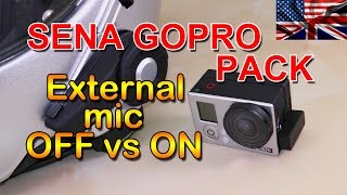 GoPro Pack - Mic OFF vs ON ((EN))