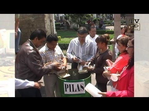 Tenango pone en marcha El Reciclatón 2013 Travel Video