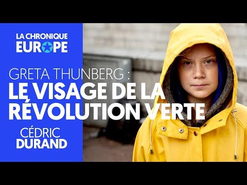GRETA THUNBERG, LE VISAGE DE LA RÉVOLUTION VERTE