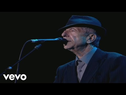 Leonard Cohen - Tower Of Song (Live in London)