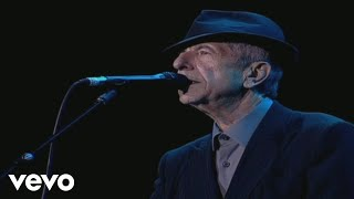 Смотреть клип Leonard Cohen - Tower Of Song