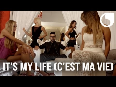 Chawki Ft. Dr Alban - It's My life (C'est Ma Vie) OFFICIAL VIDEO HD