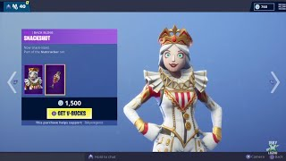 "Fortnite CRACKSHOT is *BACK* + NEW Female ""Crackabella"" / Snow Globe pickaxe! (Item Shop 20/12/2018)"